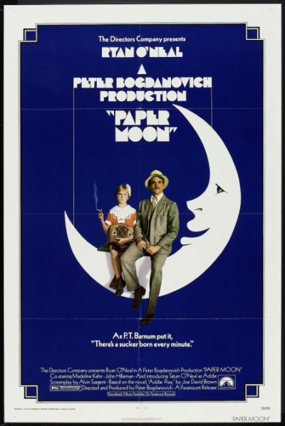 ten valuable paper moon 1973 movie posters amp collectibles