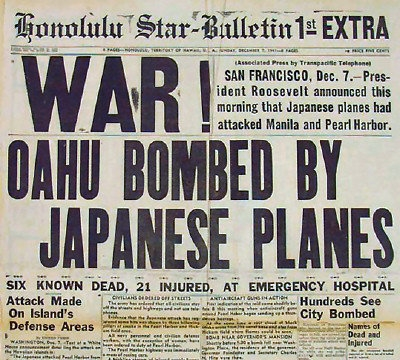 Pearl Harbor Research Papers