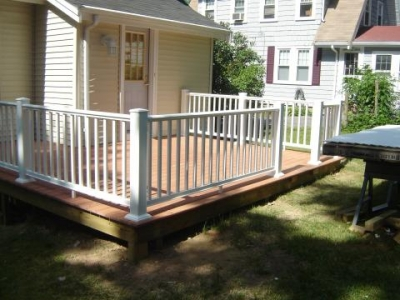 Image Result For Replacing A Deck Railing