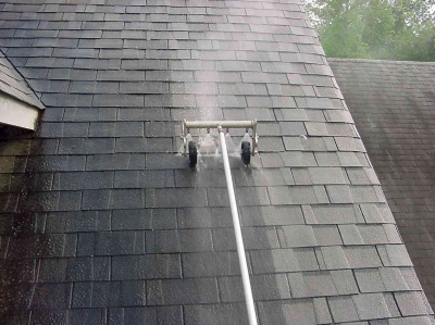 How To Remove Black Streaks From Roof Shingles