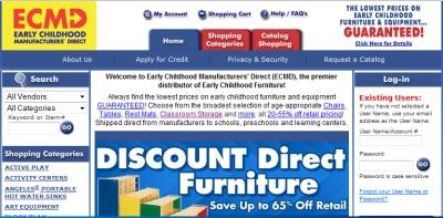 Ecmdstorecom Website Review Ratings Early Childhood