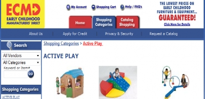 Ecmdstorecom Website Review Ratings Early Childhood