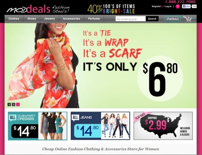 Moddeals coupon codes