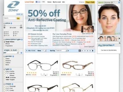 Zenni optical coupon code