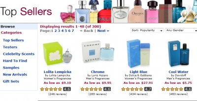 Request perfumes online  in Frankfort
