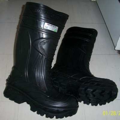 THERMIC boots by cofra, chemical and cold-resistant