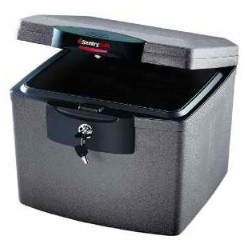 where can i get a small fireproof safe for keeping With small documents safe