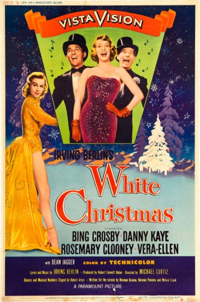 Ten Valuable White Christmas (1954) Movie Posters & Collectibles