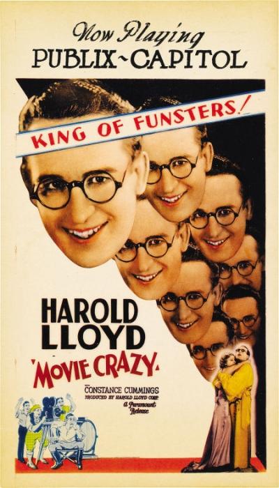 Harold Lloyd Movie Poster u0026 Memorabilia Values