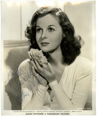 susan hayward backstreet